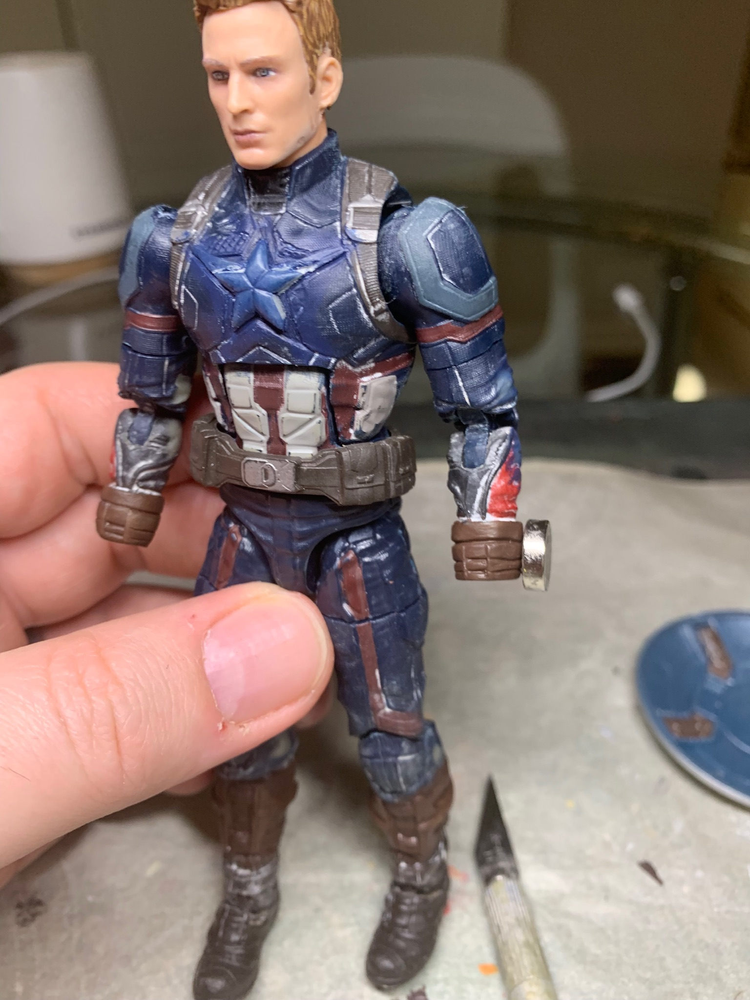 captain america mcu (age of ultron) wip 03.JPG