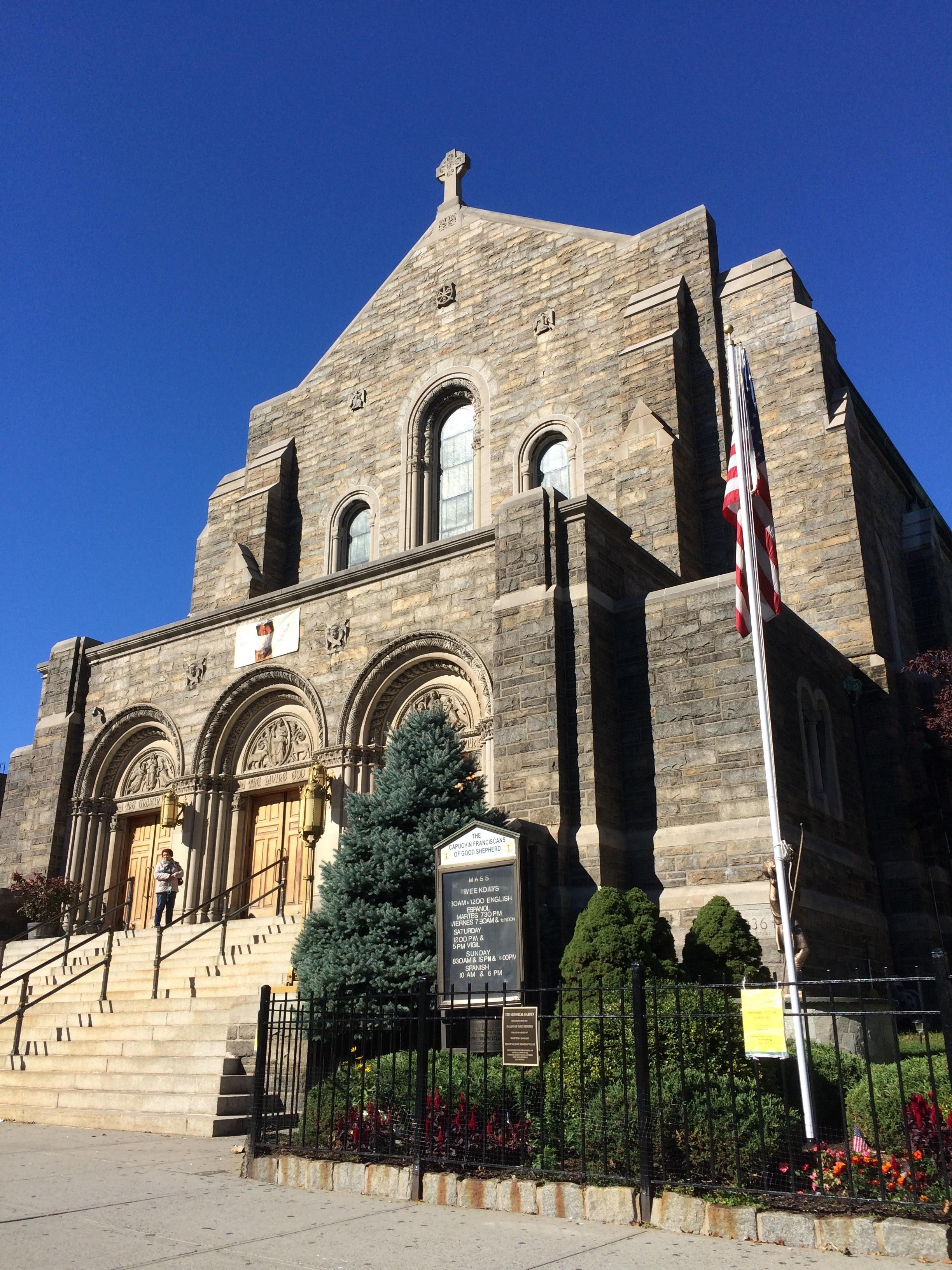 1. Church of the Good Shepherd