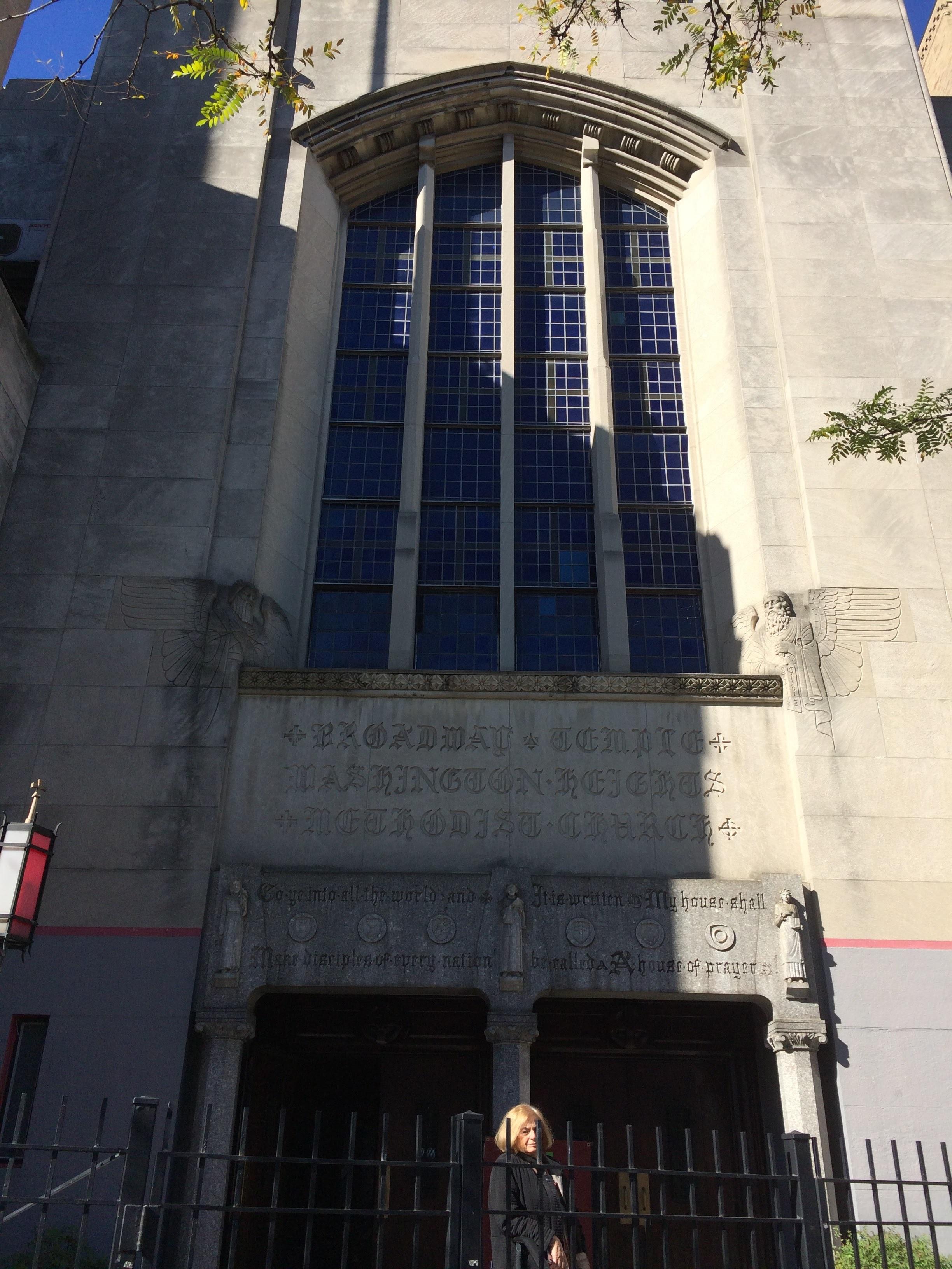 6. Broadway Temple United Methodist Church