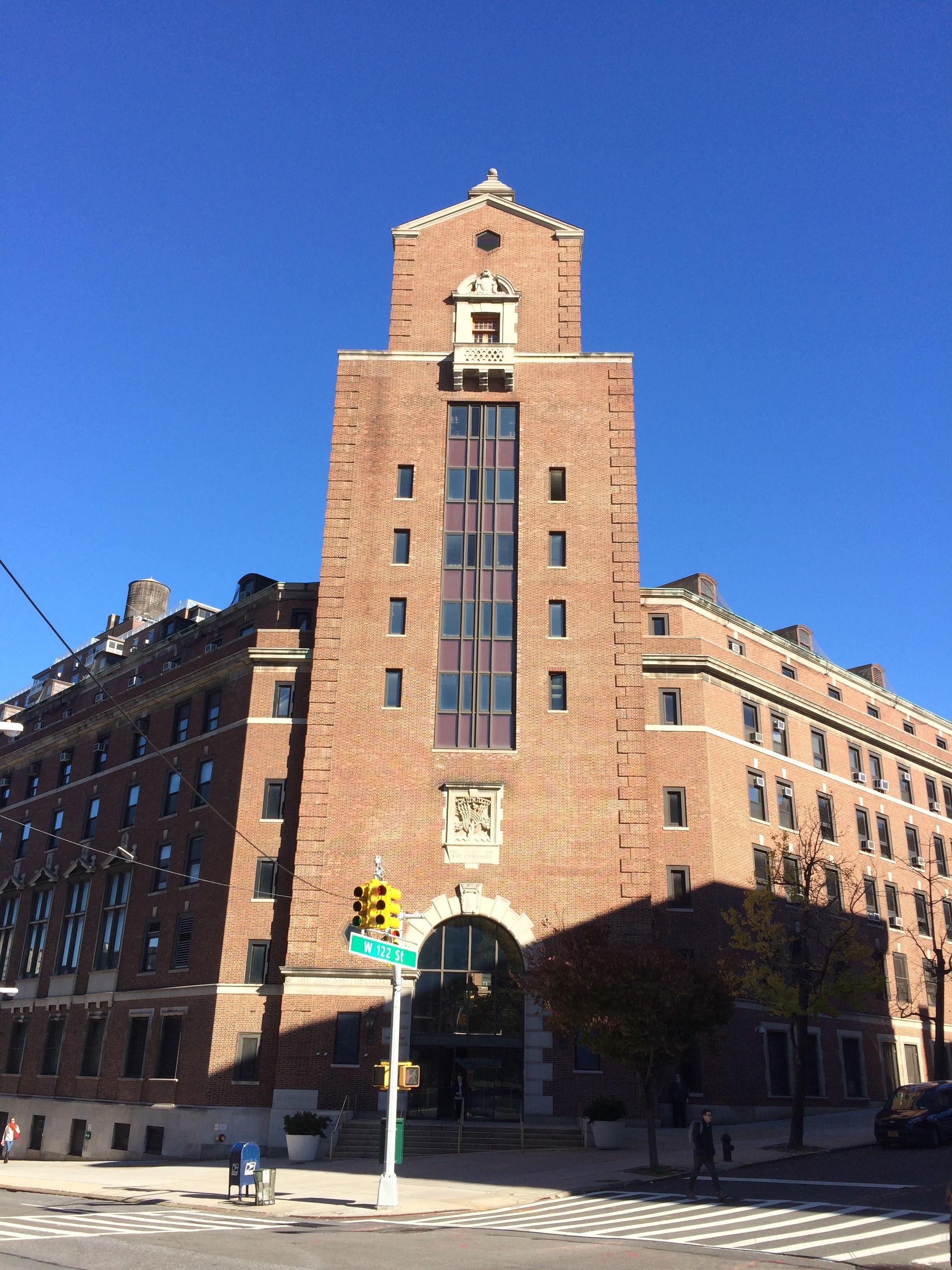 15. Jewish Theological Seminary of America