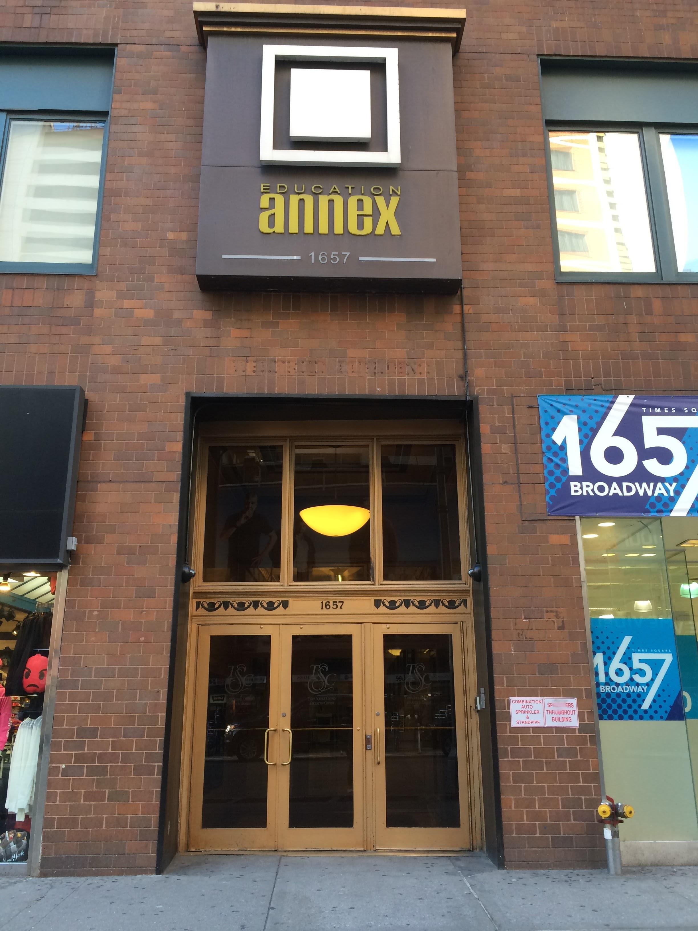 22. Times Square Church Education Annex