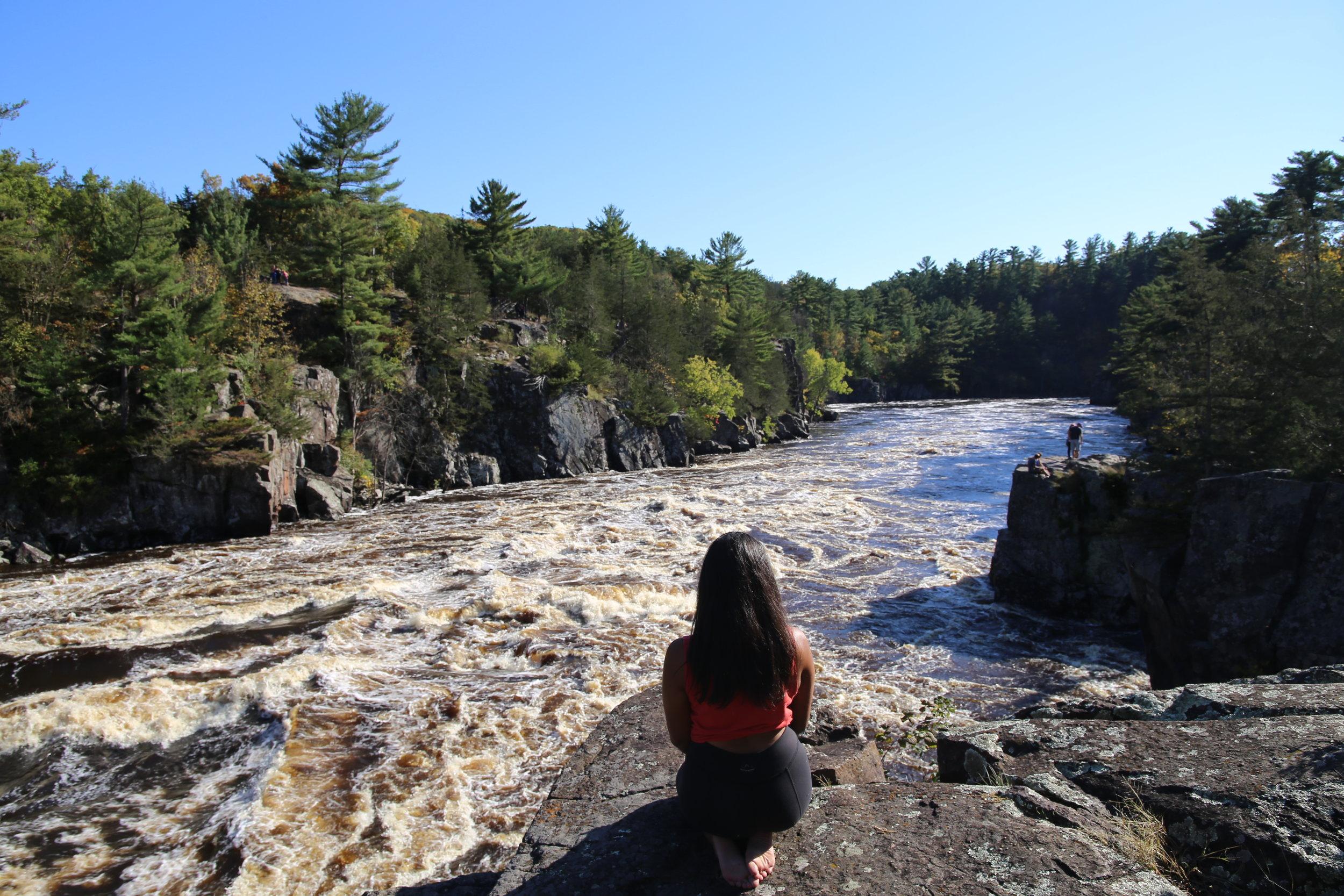 Taylor's Falls, by Serita