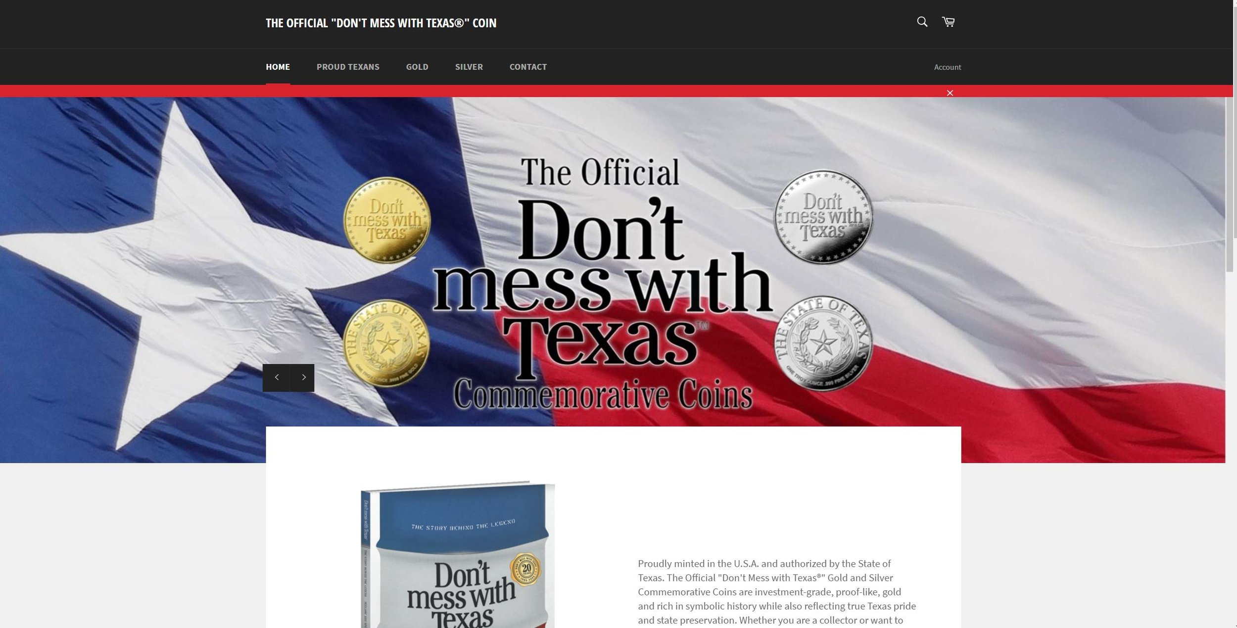 WEB DEVELOPMENT | SEO | E-COMMERCE | GRAPHIC DESIGN | SOCIAL MEDIA | MARKETING |   dontmesswithtexascoin.com