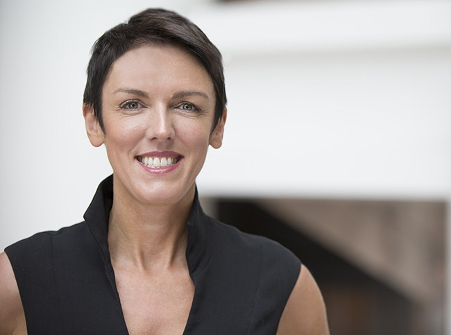 Sylvie di Giusto, Executive Image Consultant