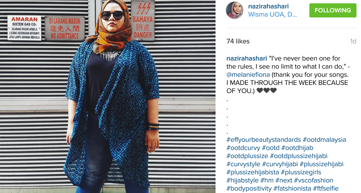 Hijabi-Plus-size-blogger