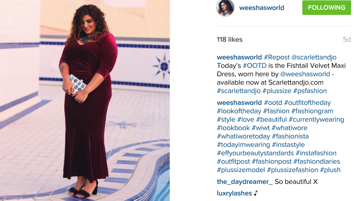 Plus-size-bloggers-of-color-middle-east