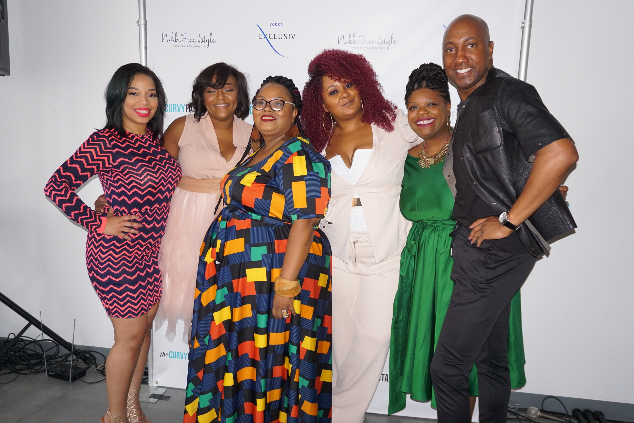TCF Style Brunch speakers ranging from wardrobe stylists to brand consultants to plus-size bloggers and designers.