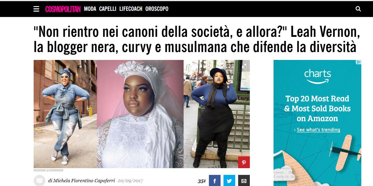 Link:  Cosmopolitan