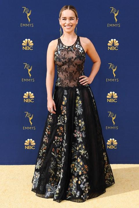 Emilia Clarke. -