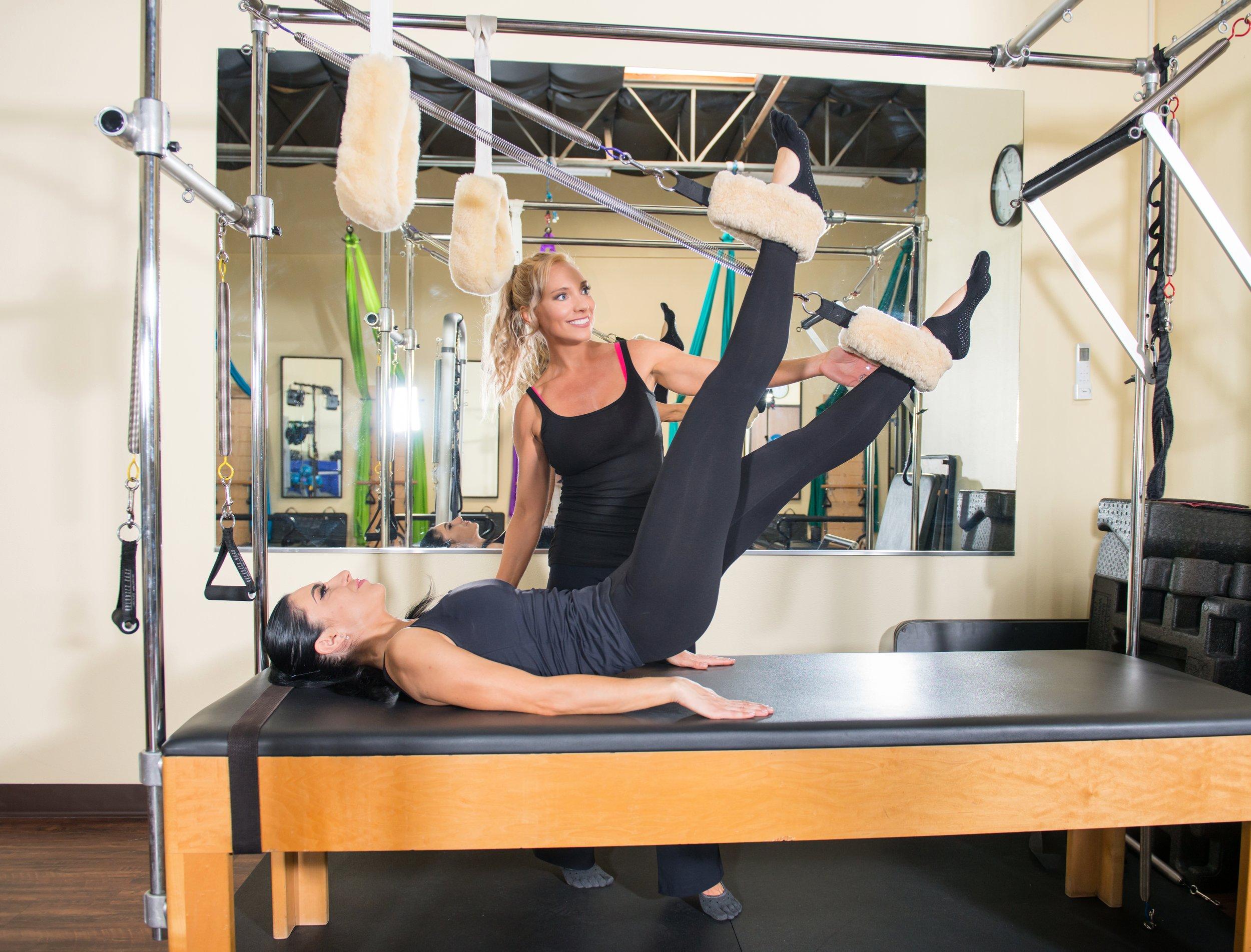 Pilates Privates, Pilates Rehabilitation, Back Pain Relief, Pilates of Eastlake Chula Vista