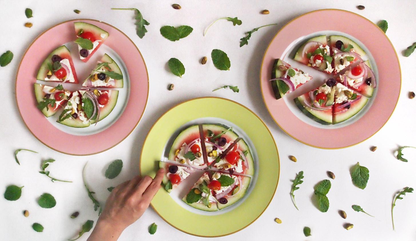 cocotrish watermelon pizza 10
