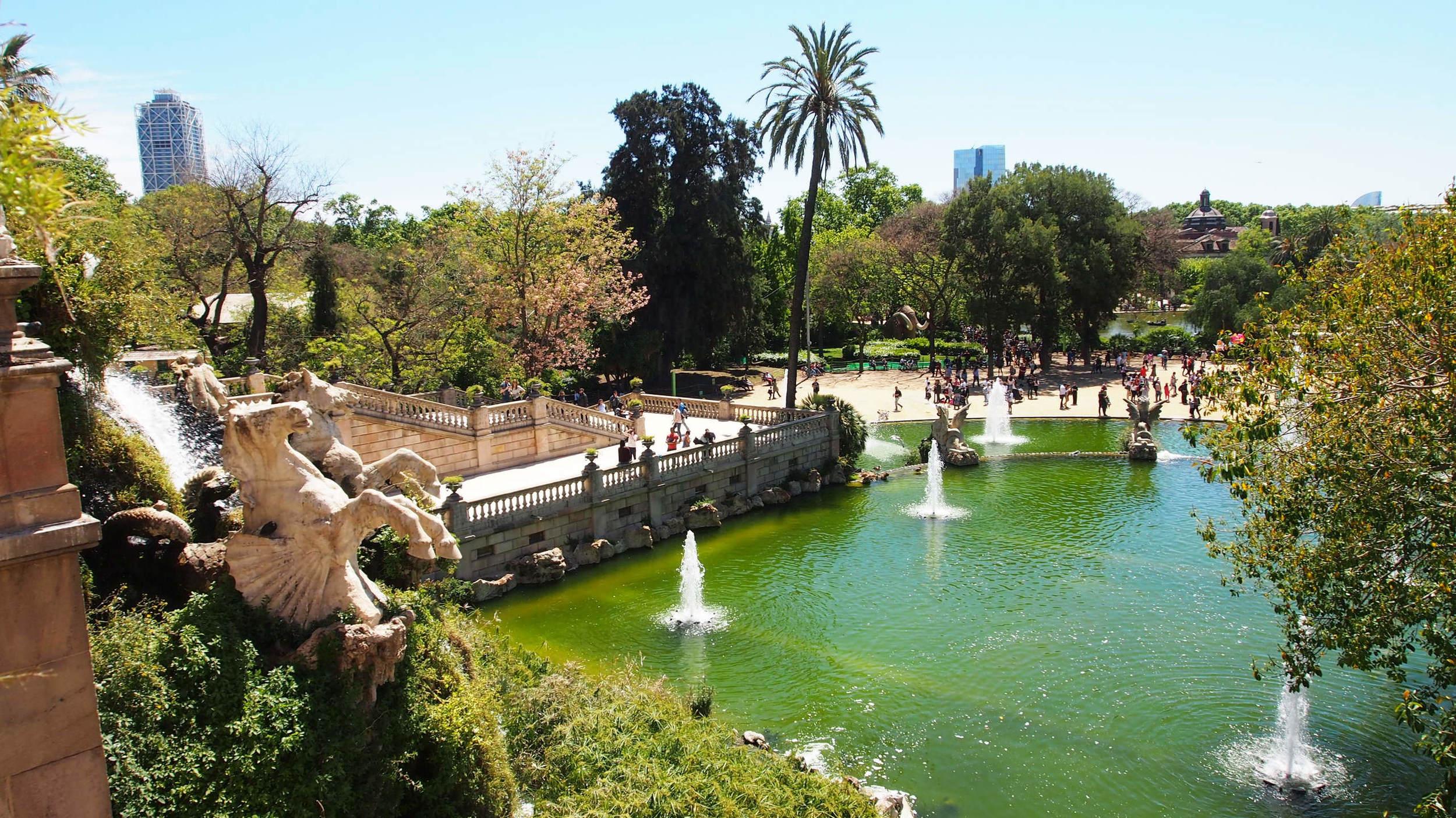 Ciutadela Park