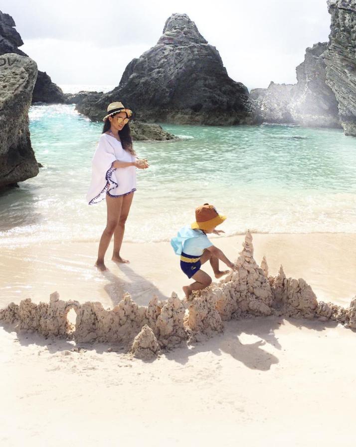 Bermuda Babymoon Patricia Chang