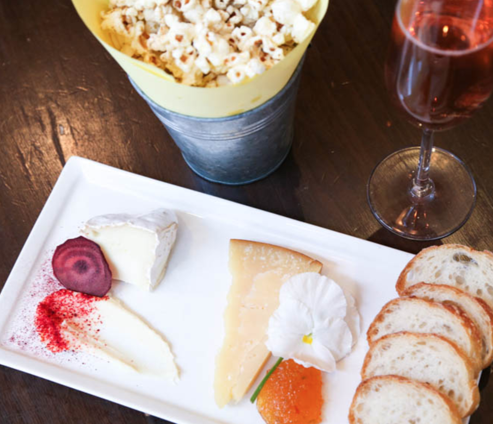 "Wine Bar, ""Casellula""  Cheese and Wine in Midtown West"