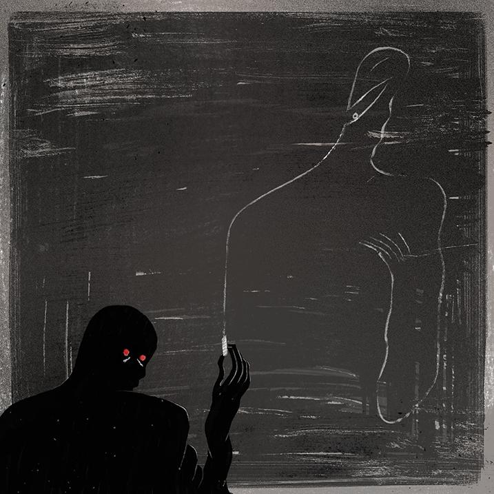 """Our Fear"" project/ AD: Alexandra Zsigmond. https://www.ourfears.net/"