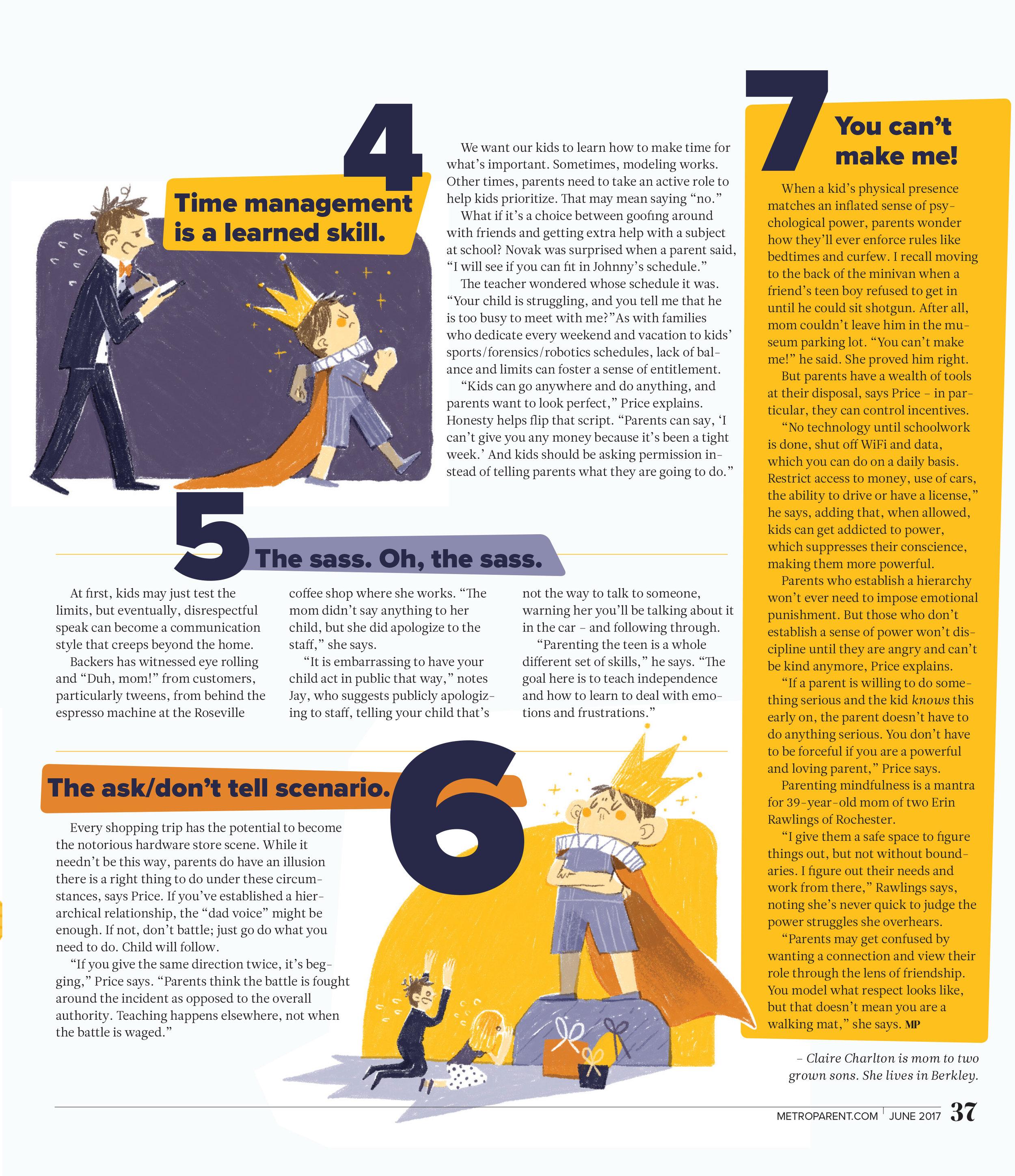 Metro parent Jun 2017/ AD:Kelly Buren http://www.metroparent.com/metro-parent-magazine/m-parenting/m-child-behavior-discipline/taking-back-power-alpha-kid/