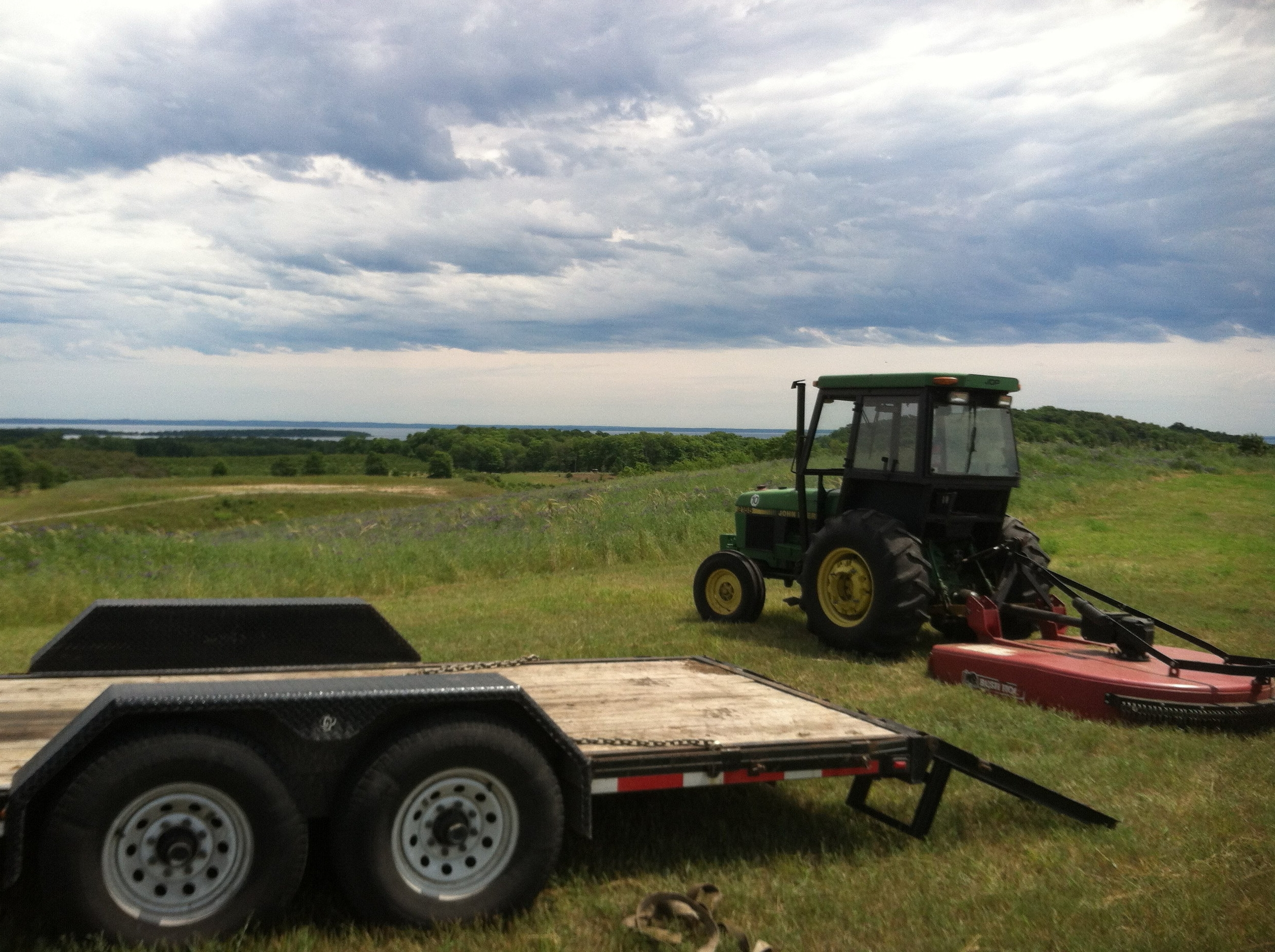 Northport Prairie Project