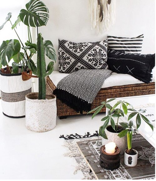 Affordable Modern Bohemian Bedroom — Style Out Here