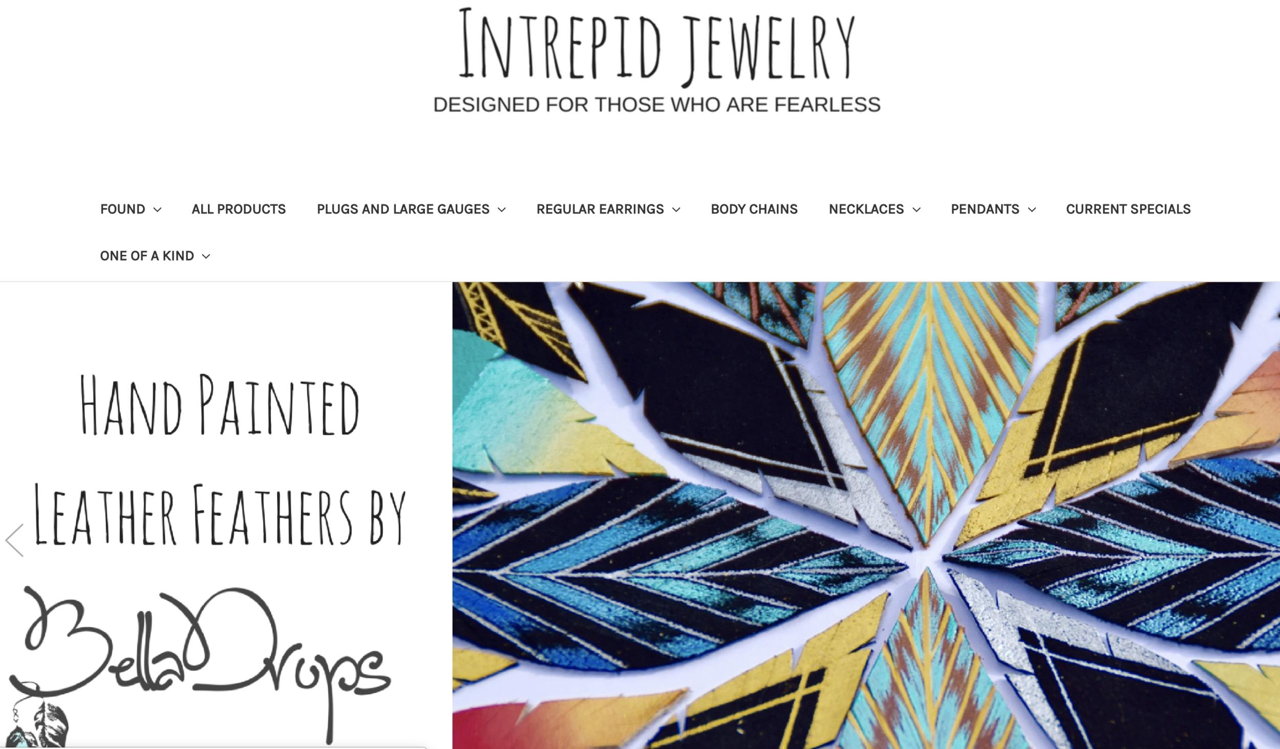 Intrepid Jewelry Online @ www.intrepidjewelry.com