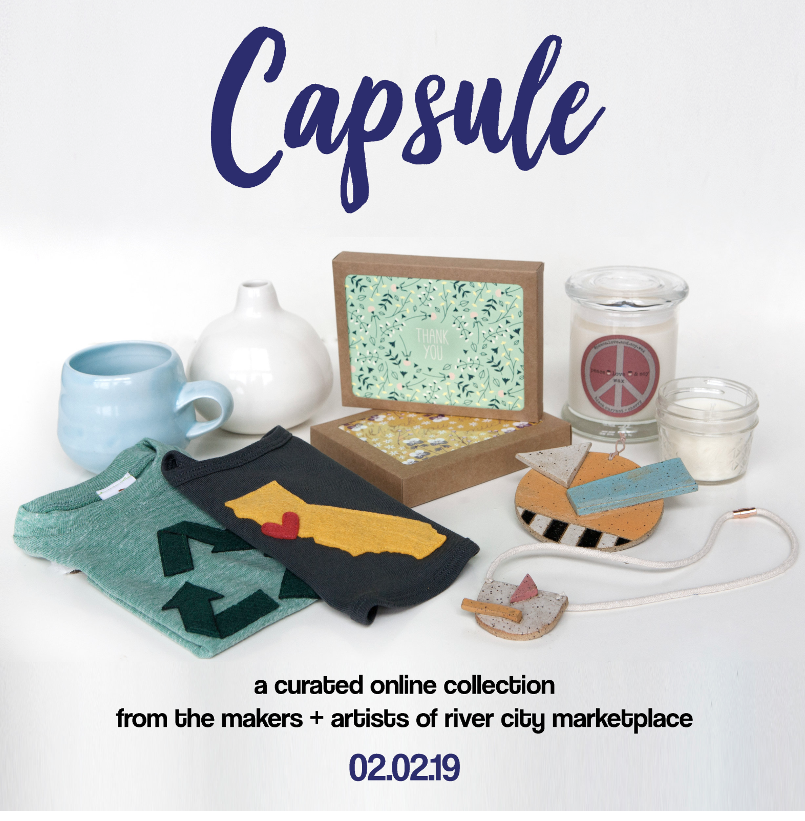 Capsule Online Store by RiverCity Marketplace