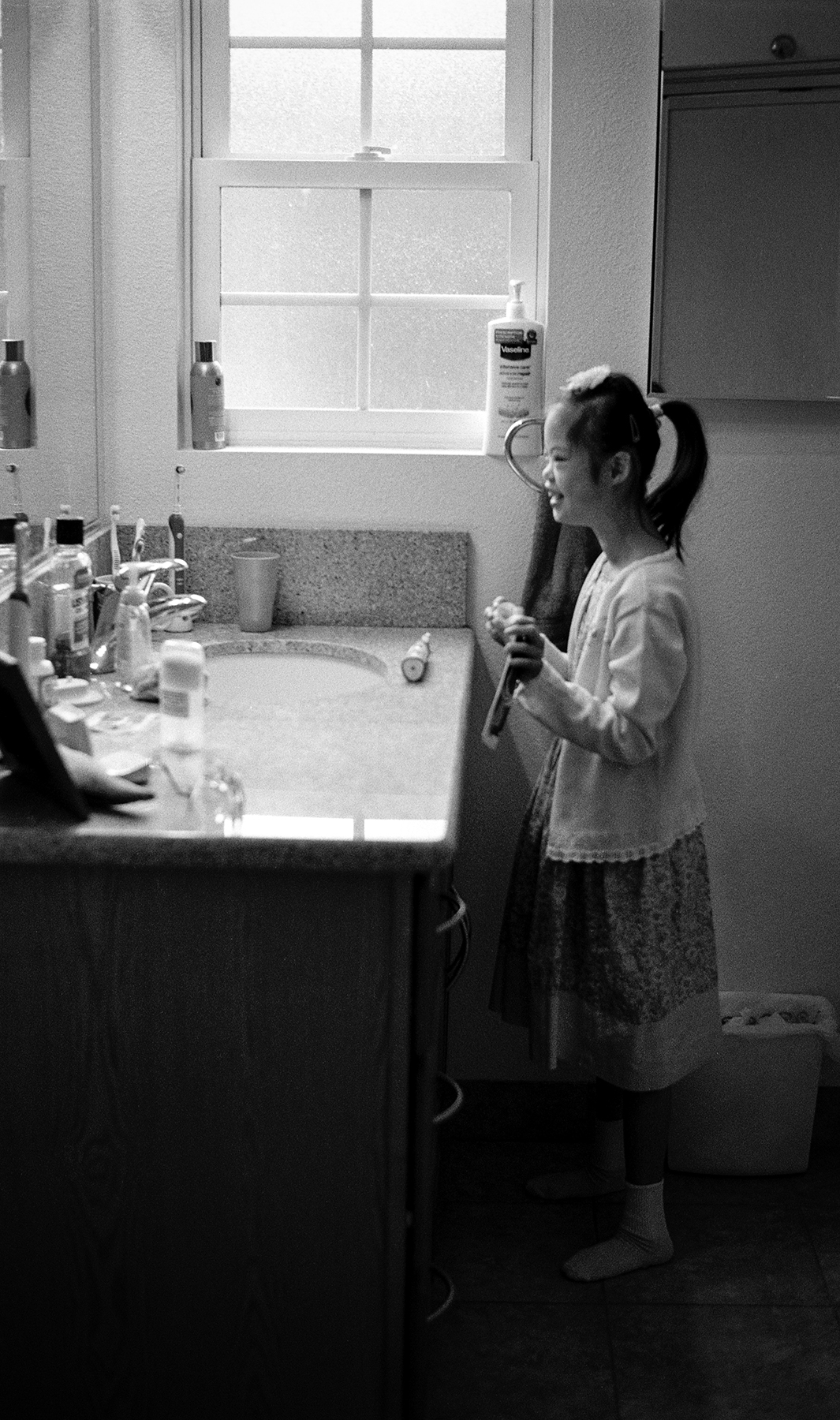 Sometimes we are slow because we are admiring ourselves in the mirror...  Photo Credits:  Janna Christian