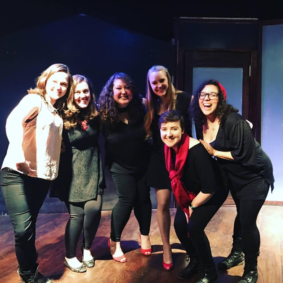 Emily Ember Vagina Monologues Public House Theatre
