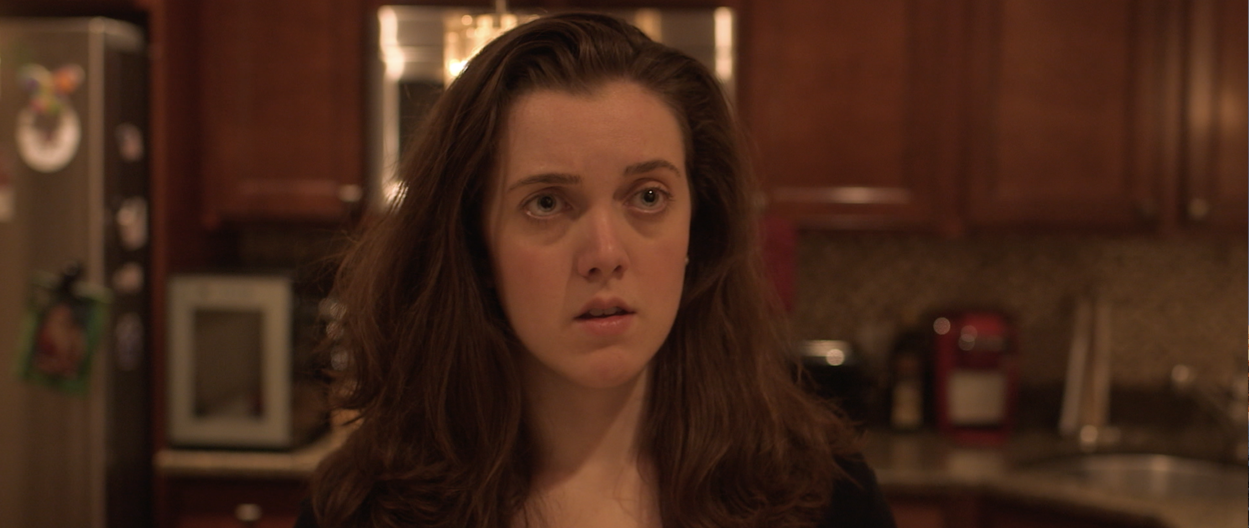 'King George the Impotent' is a short film in which Gracie (Emily Ember) steps in to try to help her brother learn what it means to be a father.
