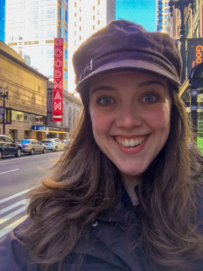 Emily Ember Goodman Theatre An Enemy of the People Town Citizen Actor Chicago Theatre