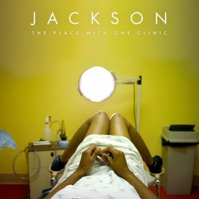 Jackson  is an intimate, unprecedented look at the lives of three women caught up in the complex issues surrounding abortion access. Set against the backdrop of the fight to close the last abortion clinic in Mississippi,  Jackson  captures the essential and hard truth of the lives at the center of the debate over reproductive healthcare in America.