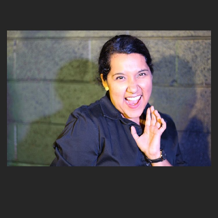 Linzy Beltran is a writer/improviser based out of Austin, Texas. She is a member of such troupes as SheSheSheShe, Minority Report and Migas, which performs improv comedy in Spanish and English. Linzy is also a writer/producer/director of Trance, a sketch comedy duo with her friend/soulmate Kim Tran. In her spare time, Linzy works a full-time job at C3 Presents.