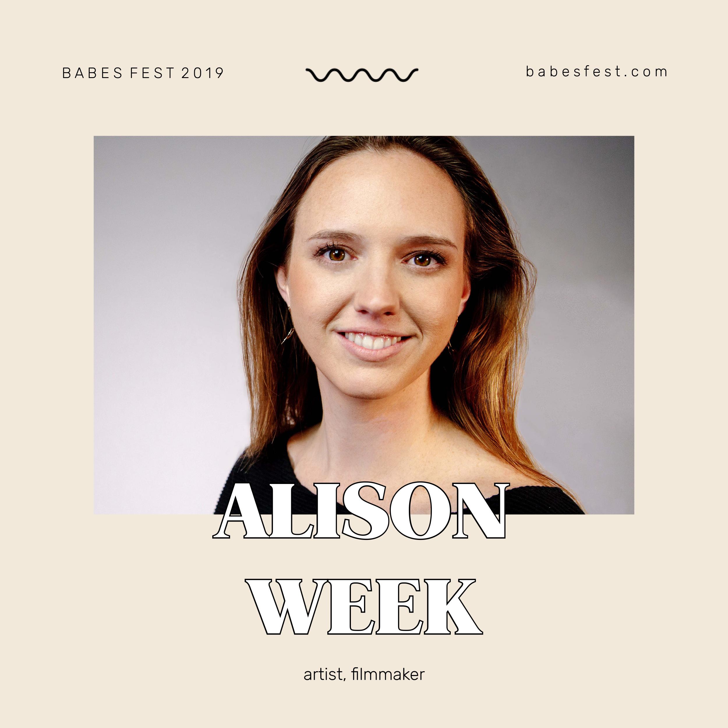 Alison Week