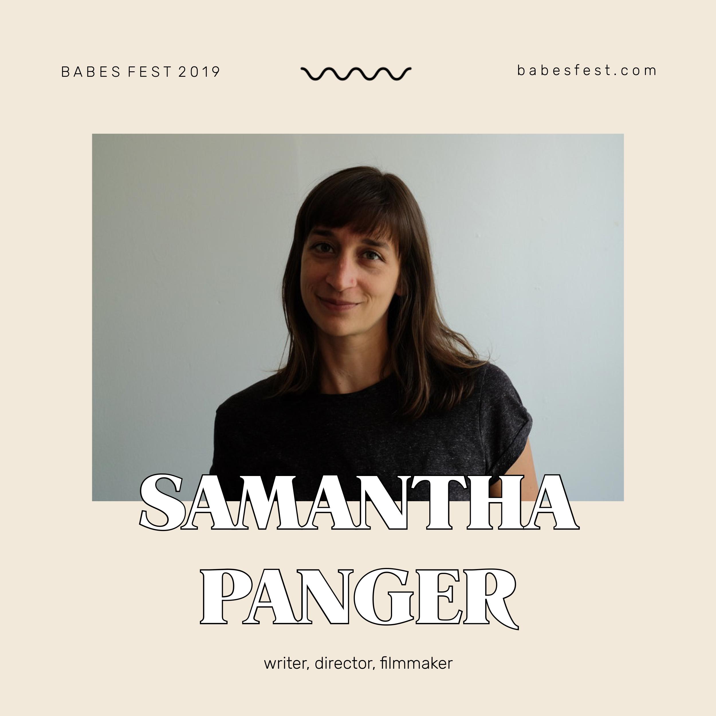 Samantha Panger