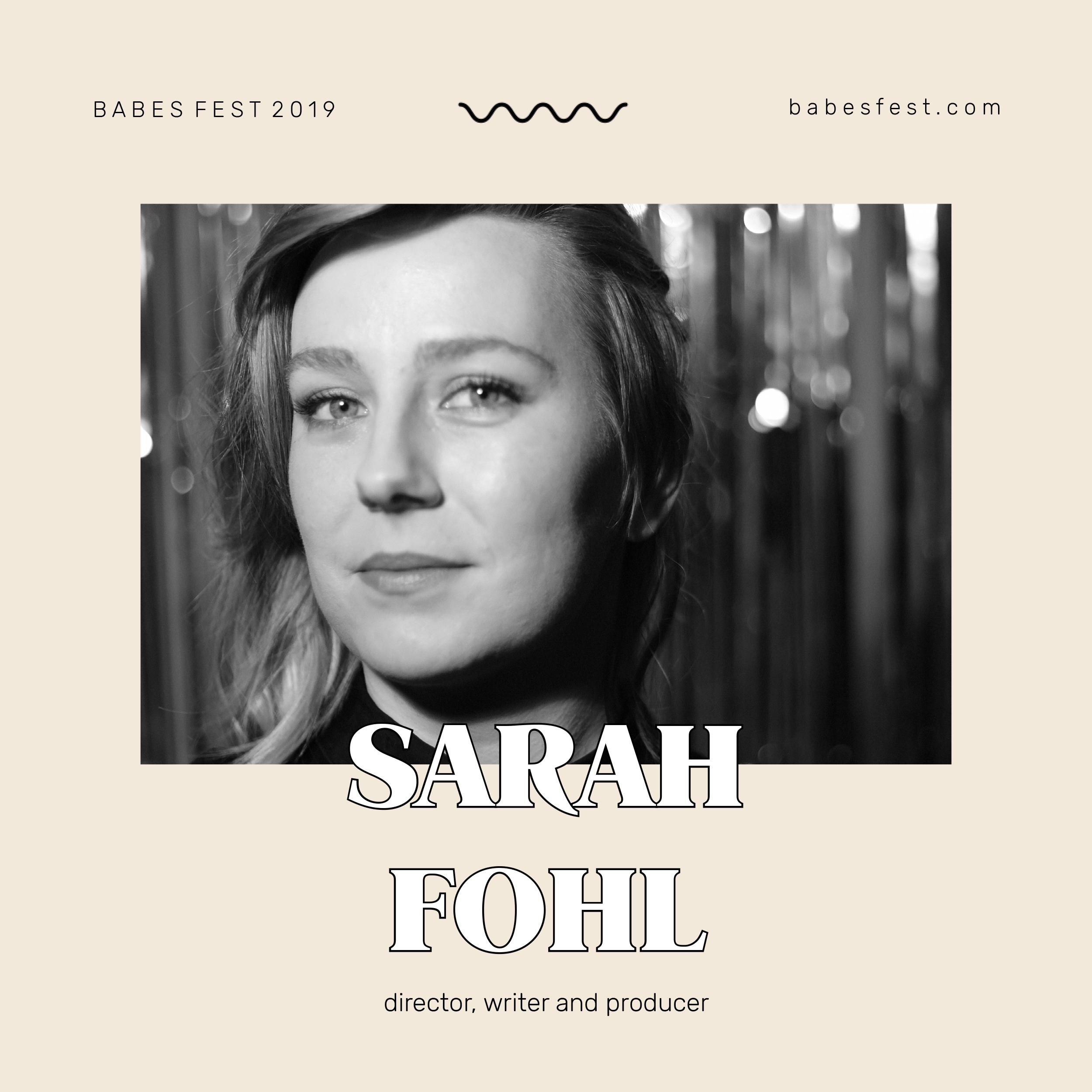 Sarah Fohl