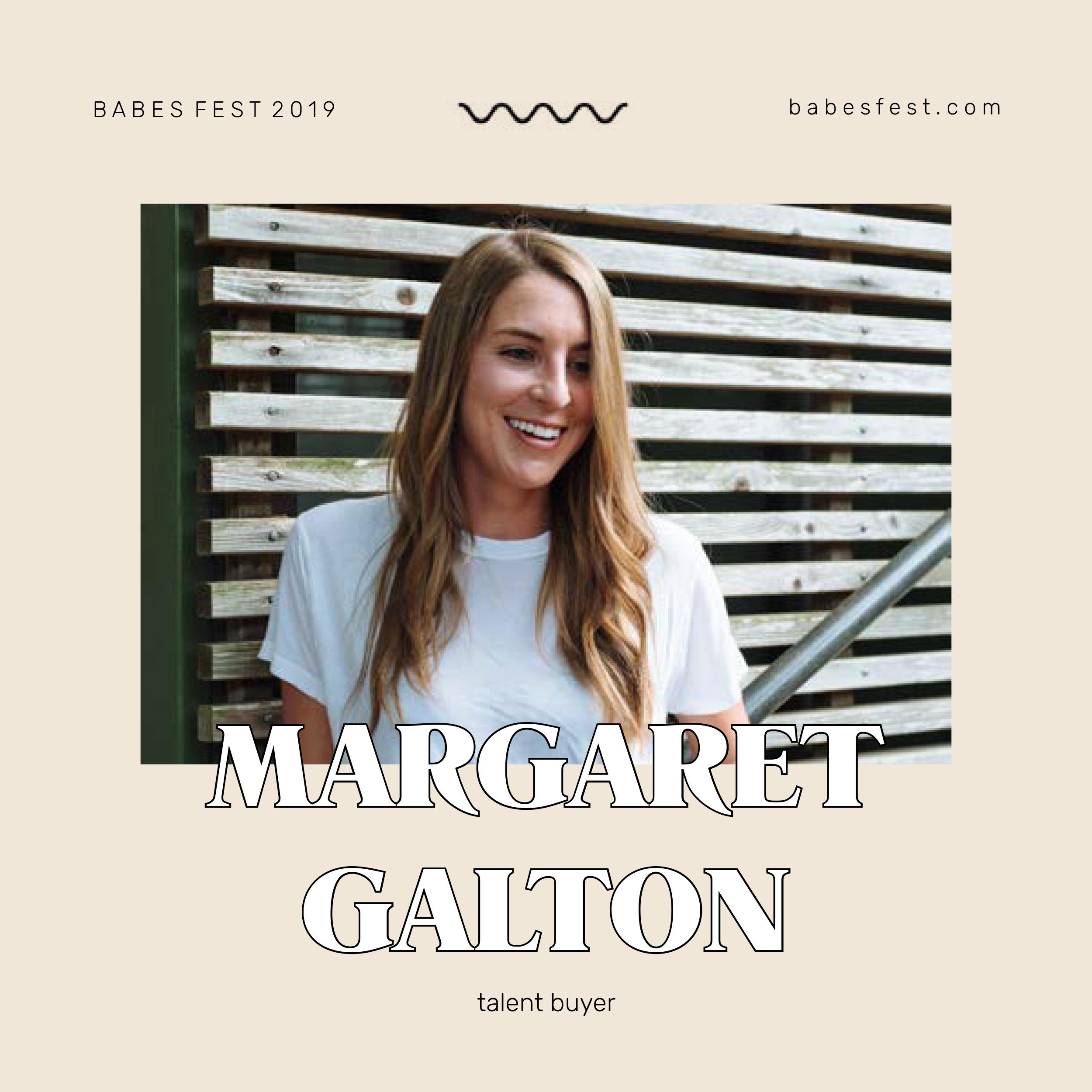 Margaret Galton