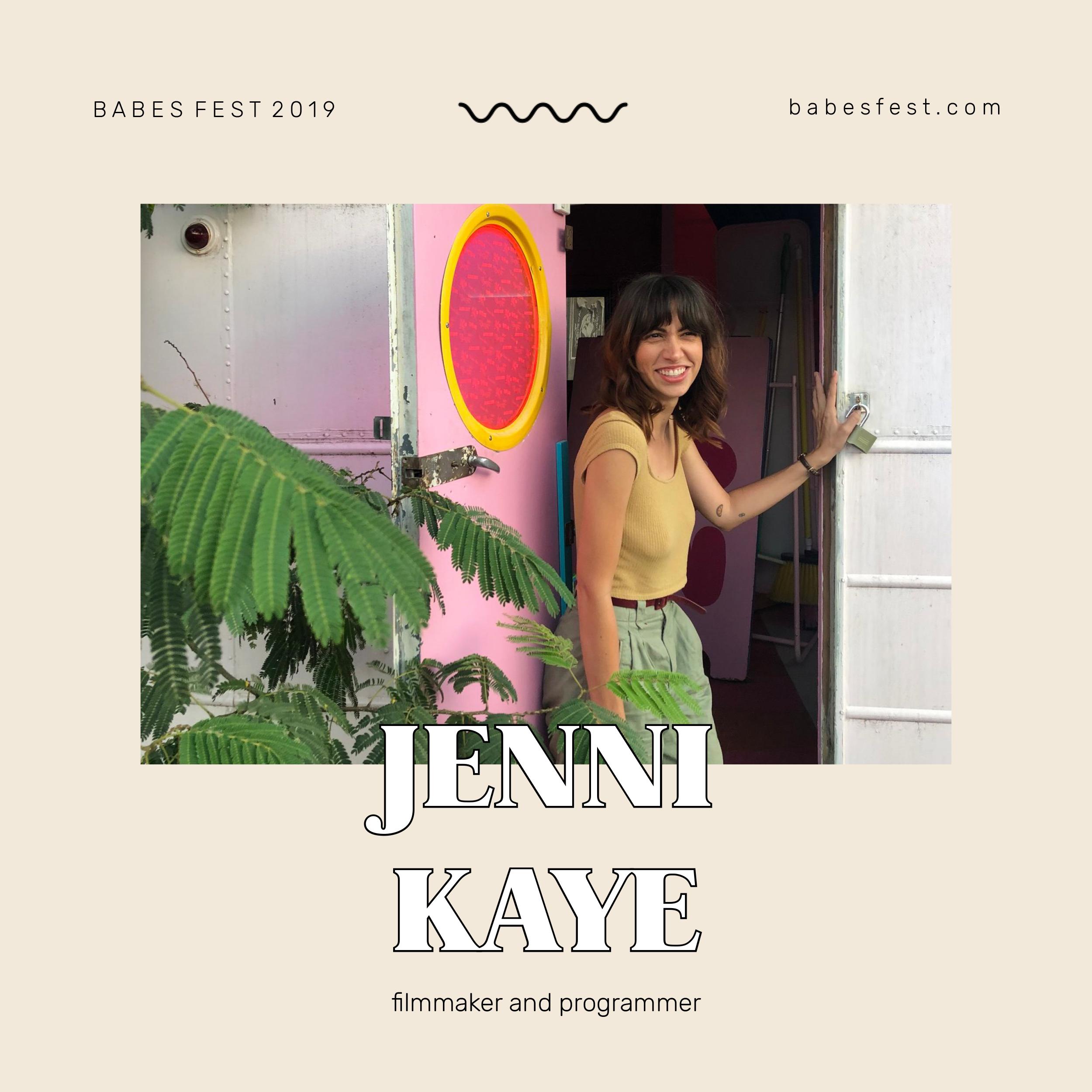 Jenni Kaye