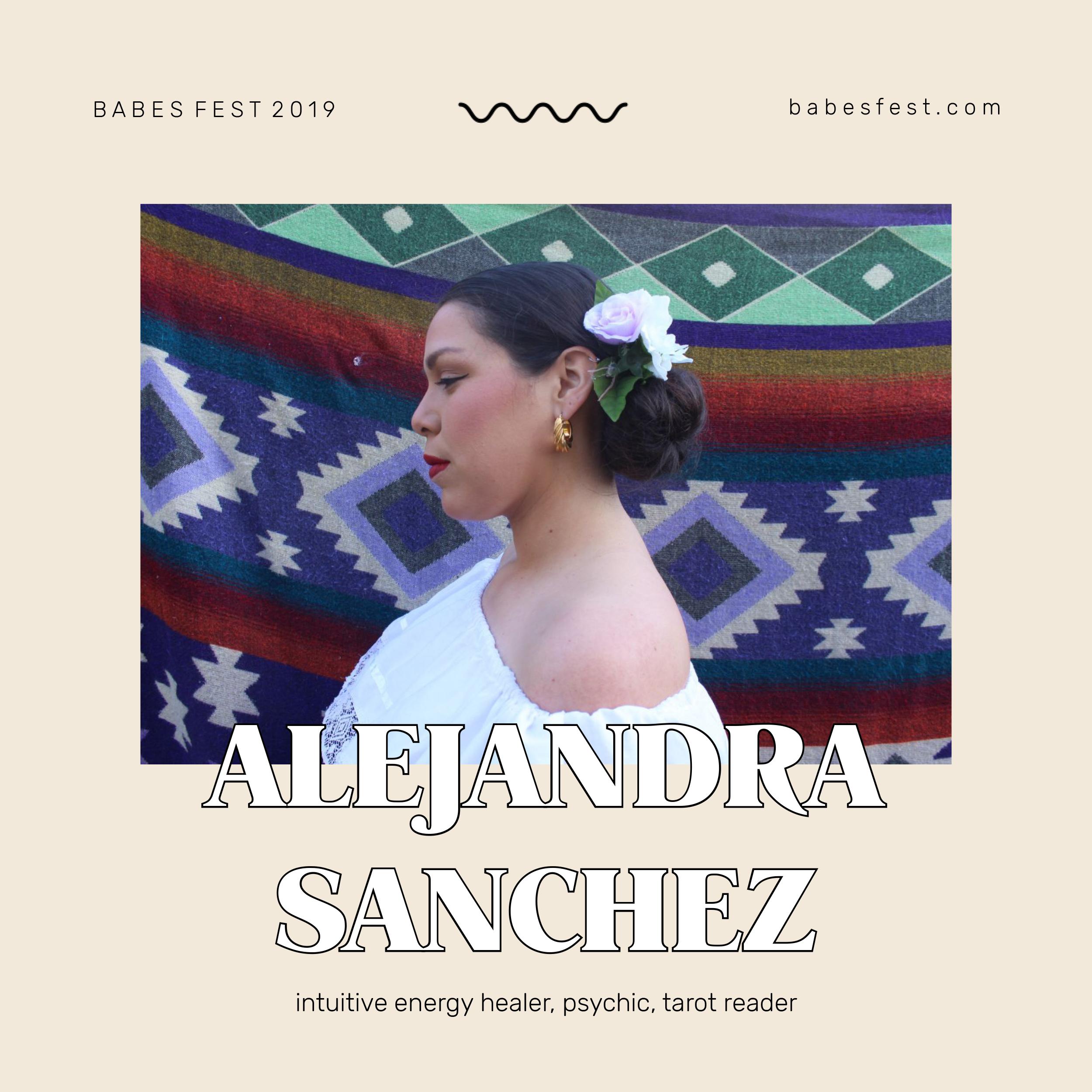 Alejandra Sanchez / La Bruja Feminista