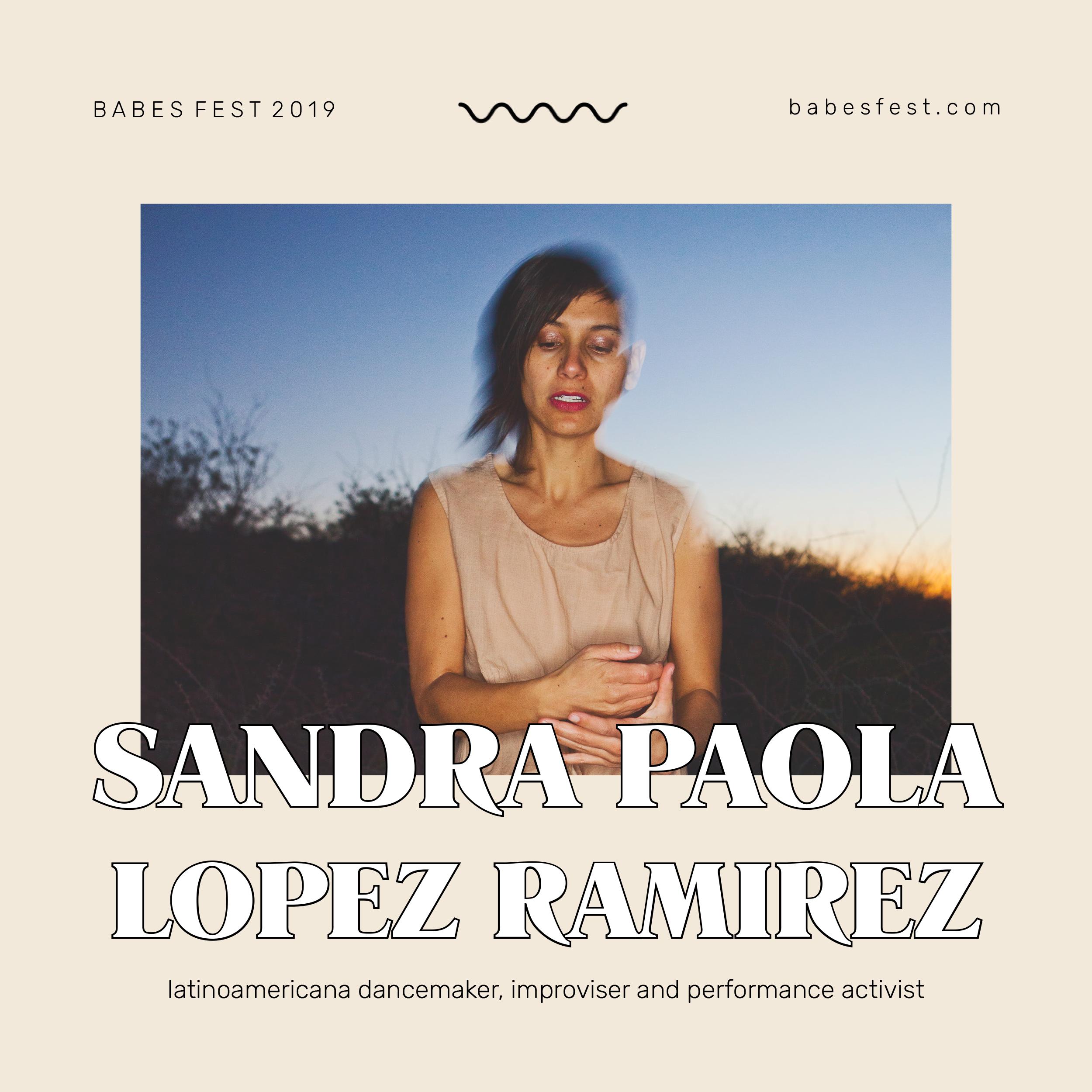 Sandra Paola López Ramírez