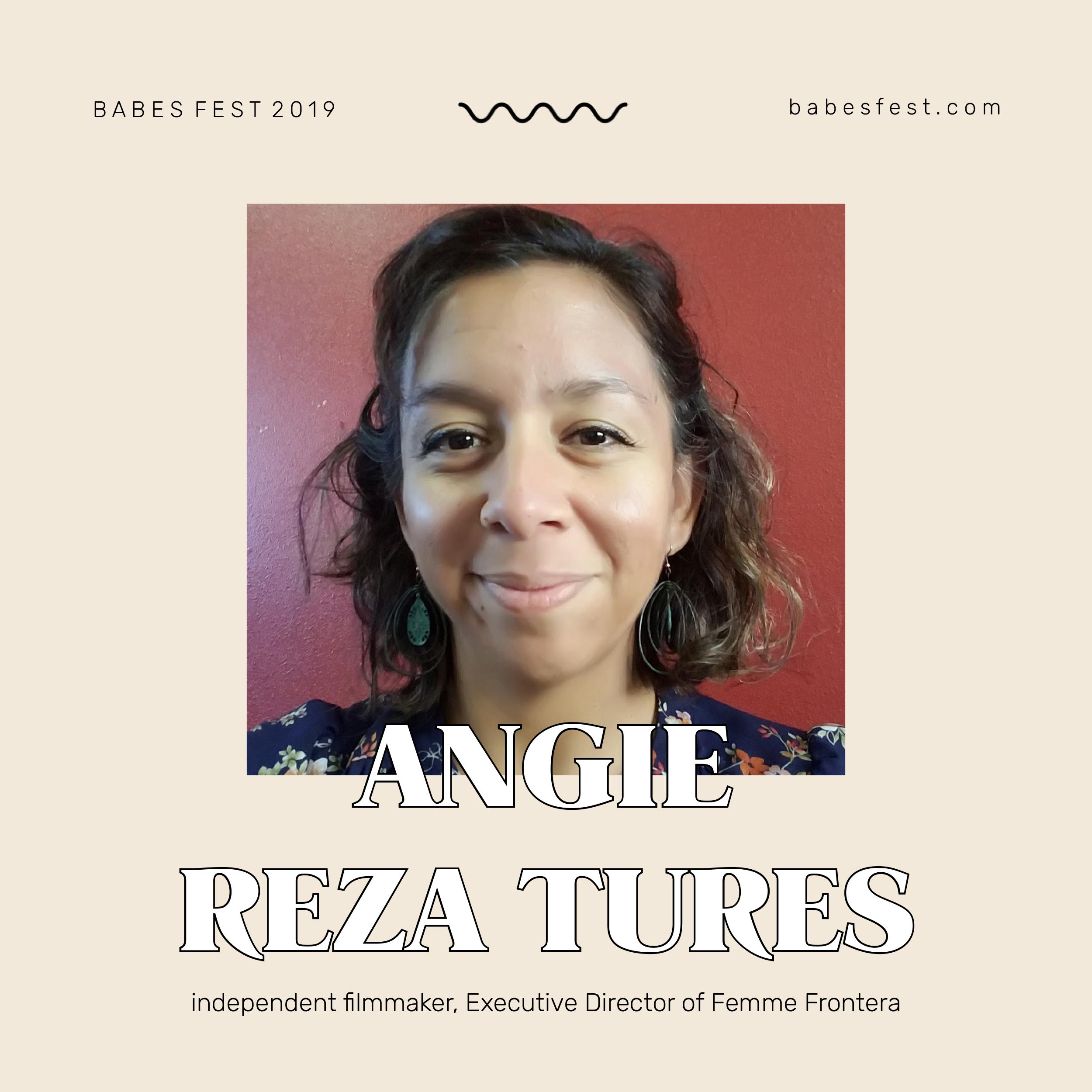 Angie Reza Tures