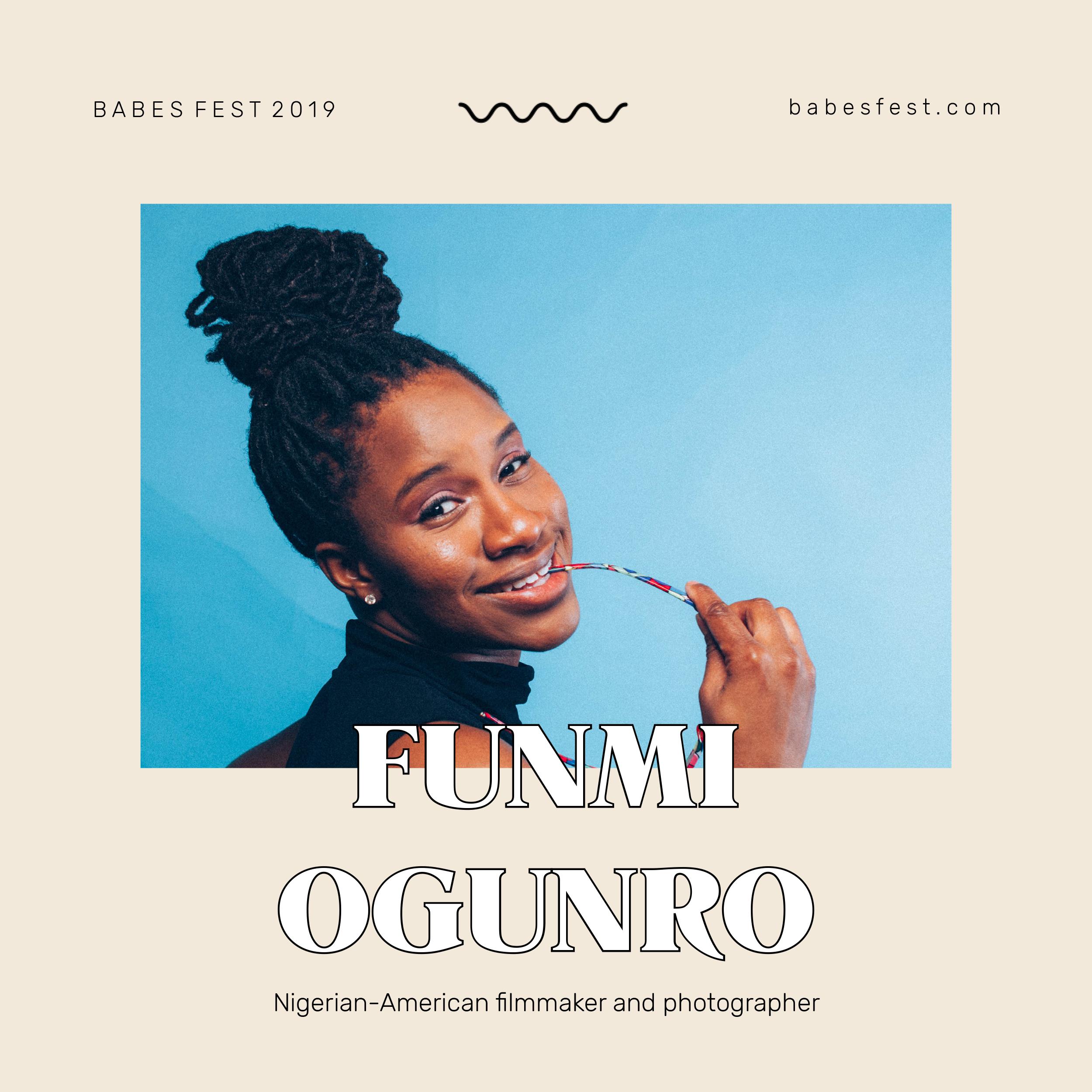Funmi Ogunro