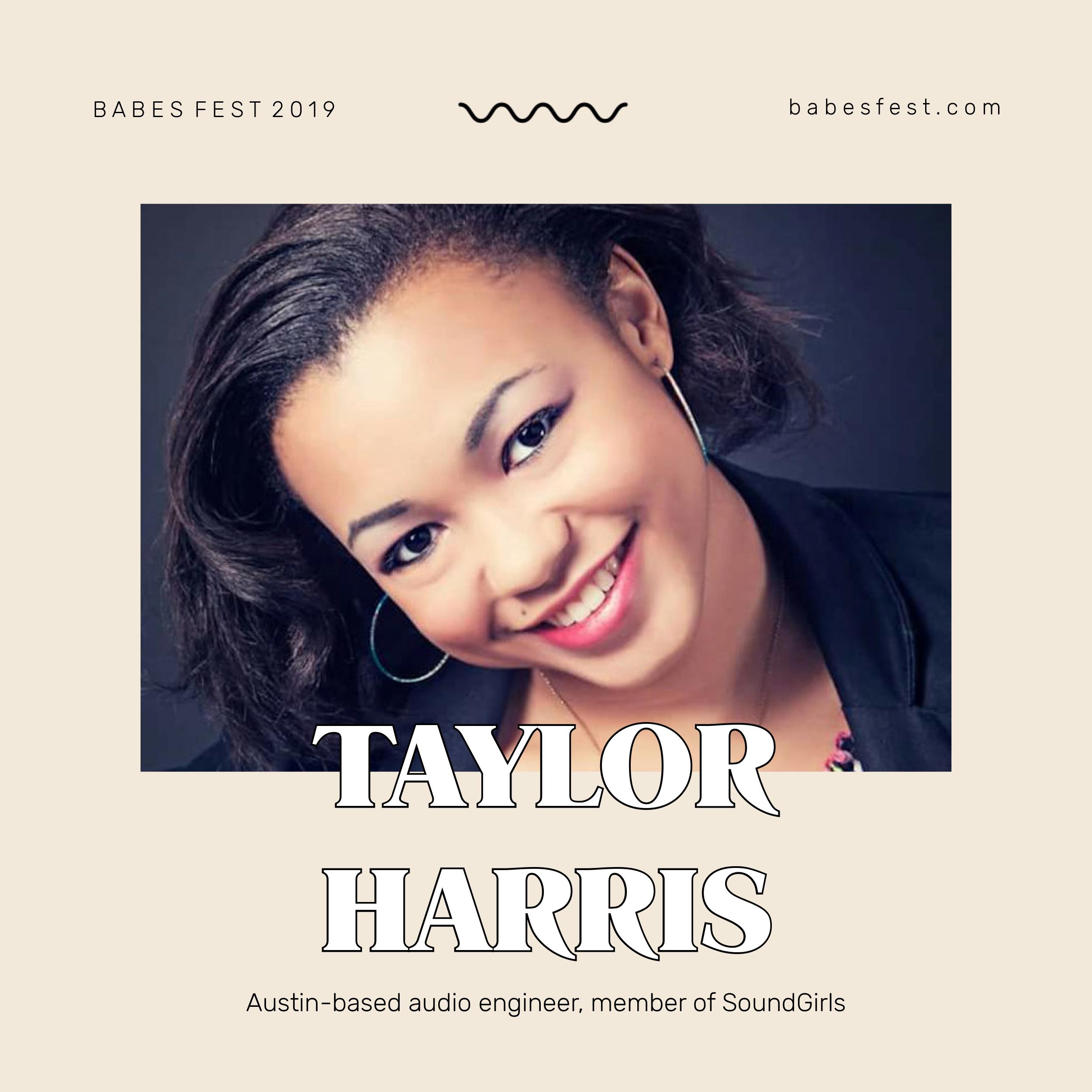 Taylor Harris