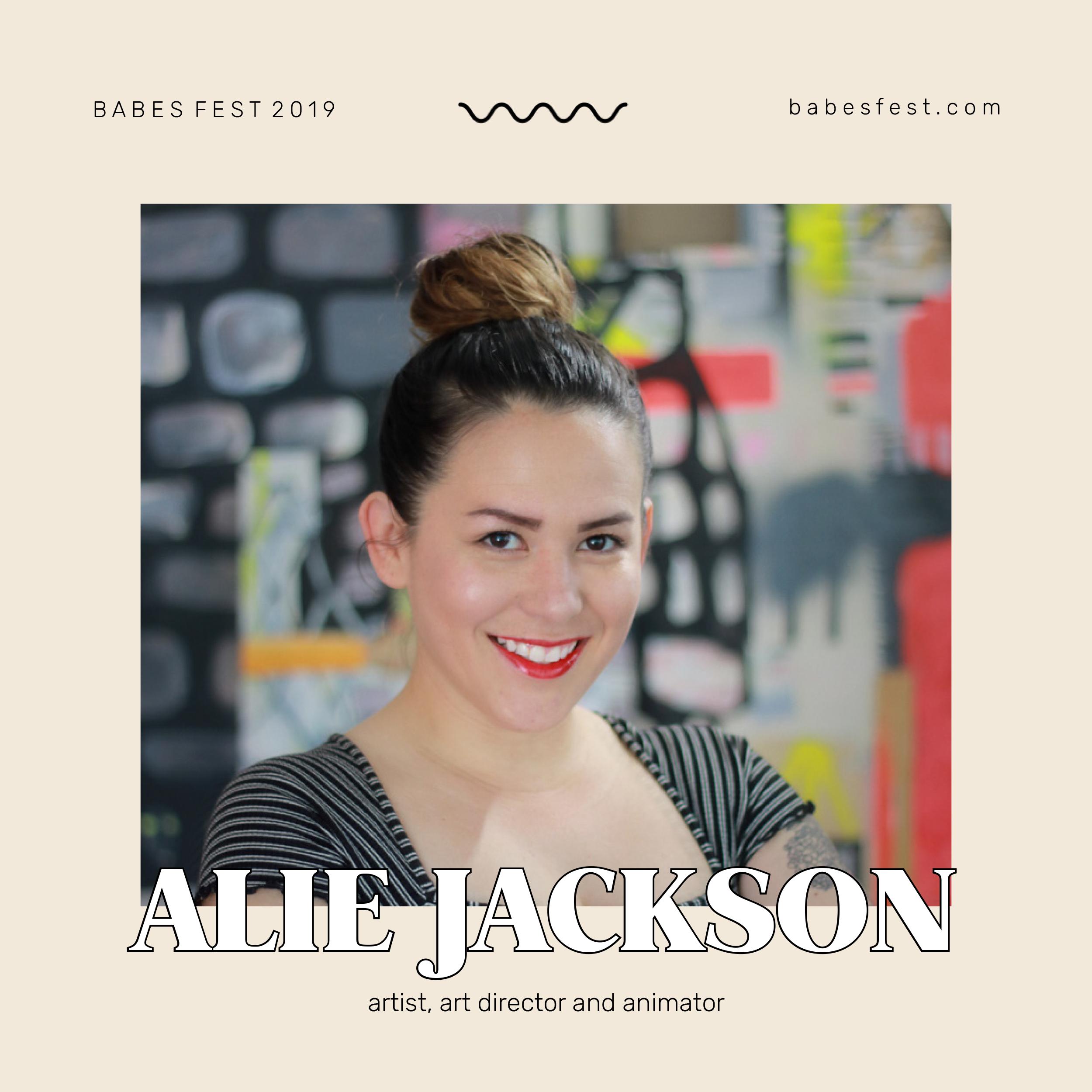 Alie Jackson