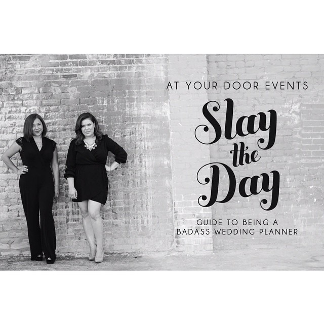 Our first SLAY THE DAY workshop is only a few weeks away! More info coming soon!  Photo credit: @kristinaleephotography