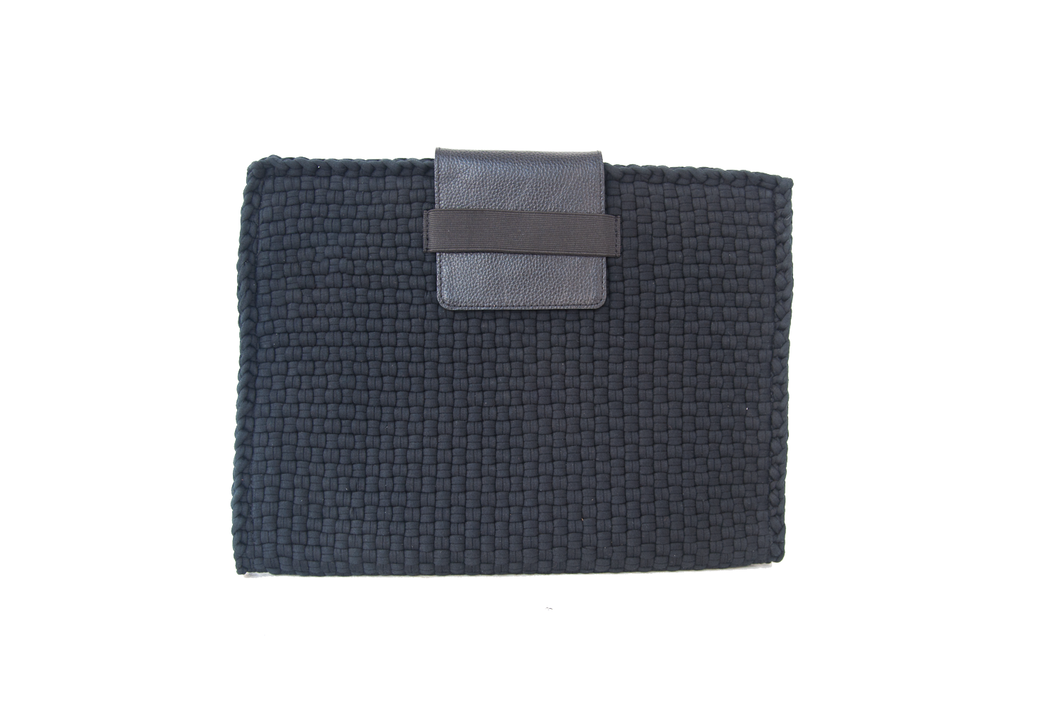 RAGS2RICHES: LAPTOP SLEEVE - about $32 US (sold in the Philippines), handwoven by Filipino artisans from upcycled, overstock, and/or indigenous fabrics.