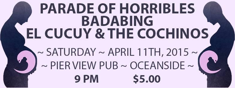 Parade of Horribles Pier View Pub