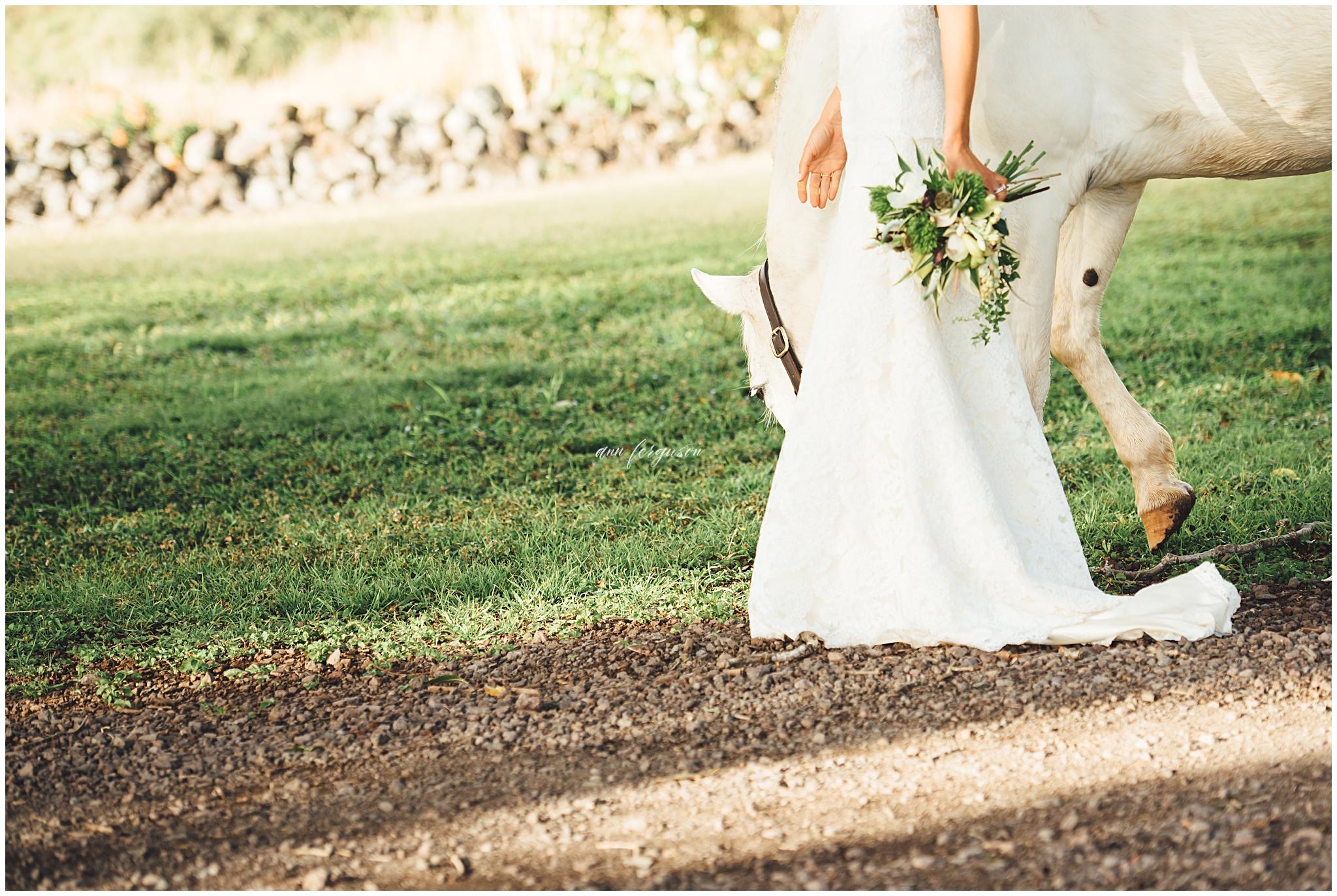 kona wedding flowers