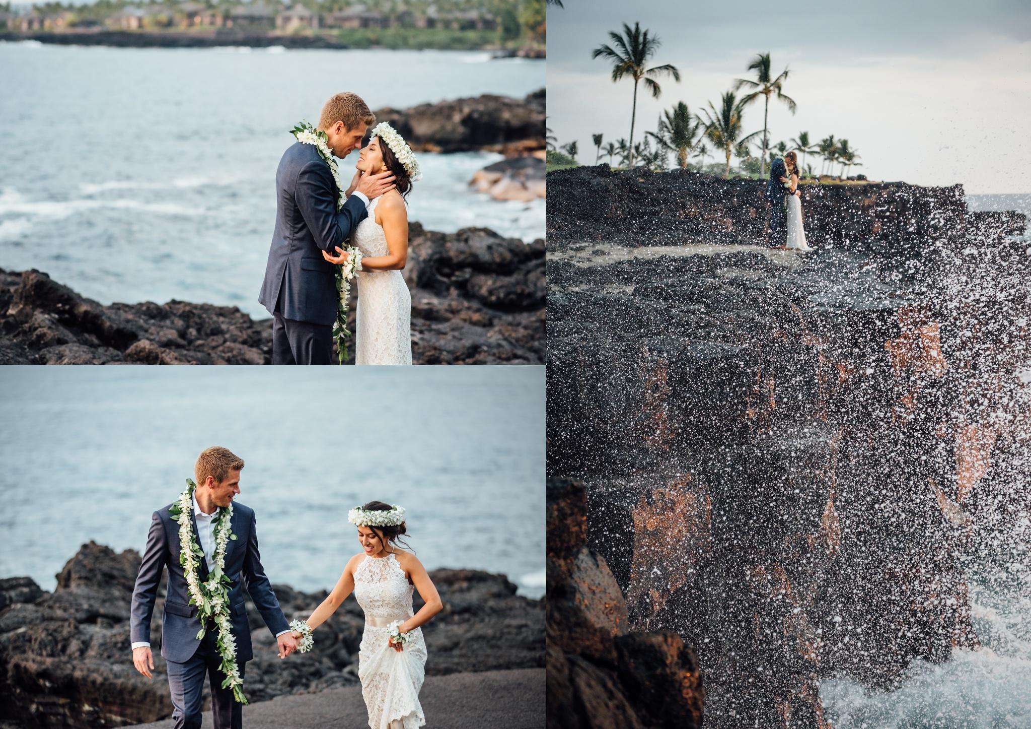 hawaii wedding sheraton kona