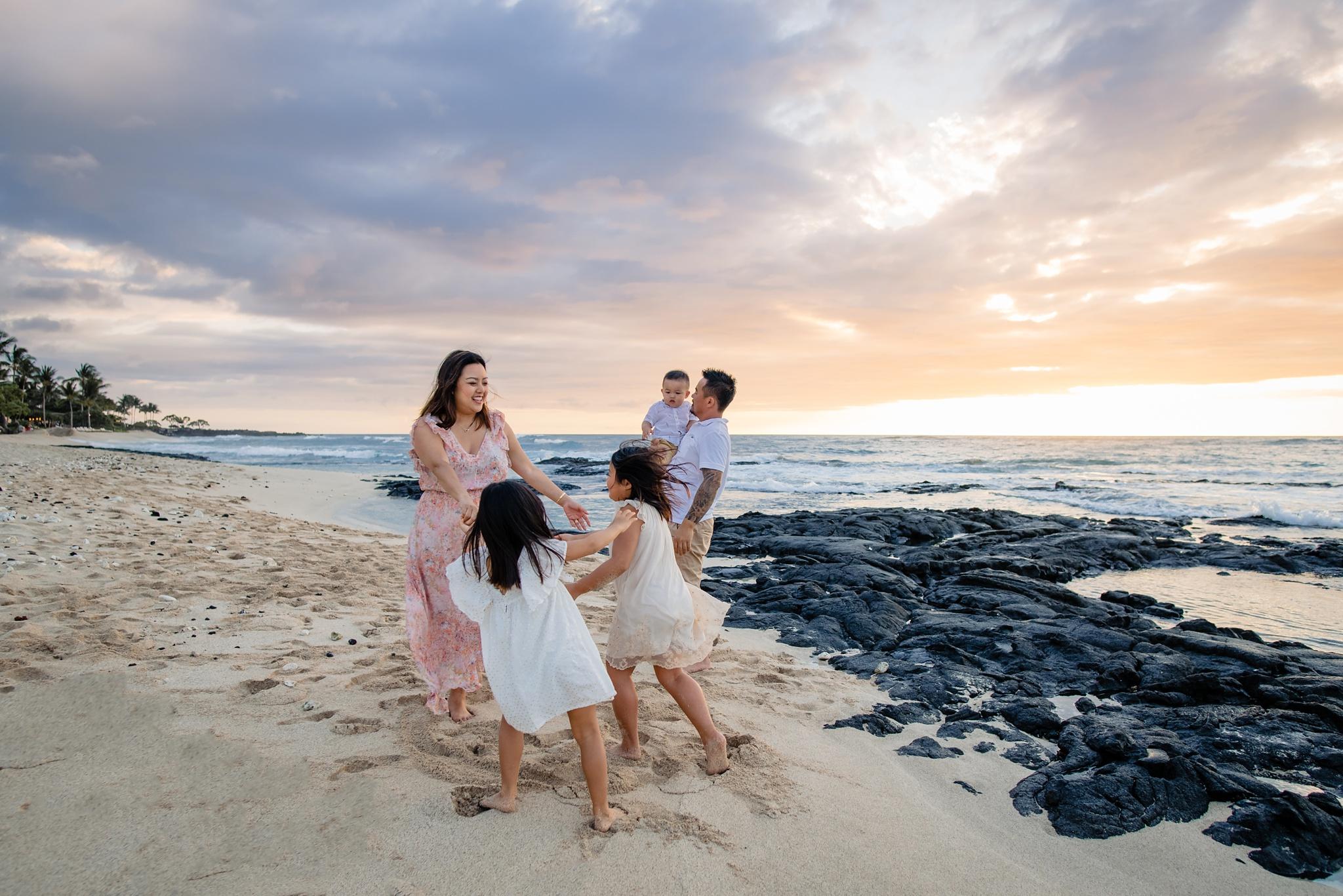 Beautiful Family Big Island