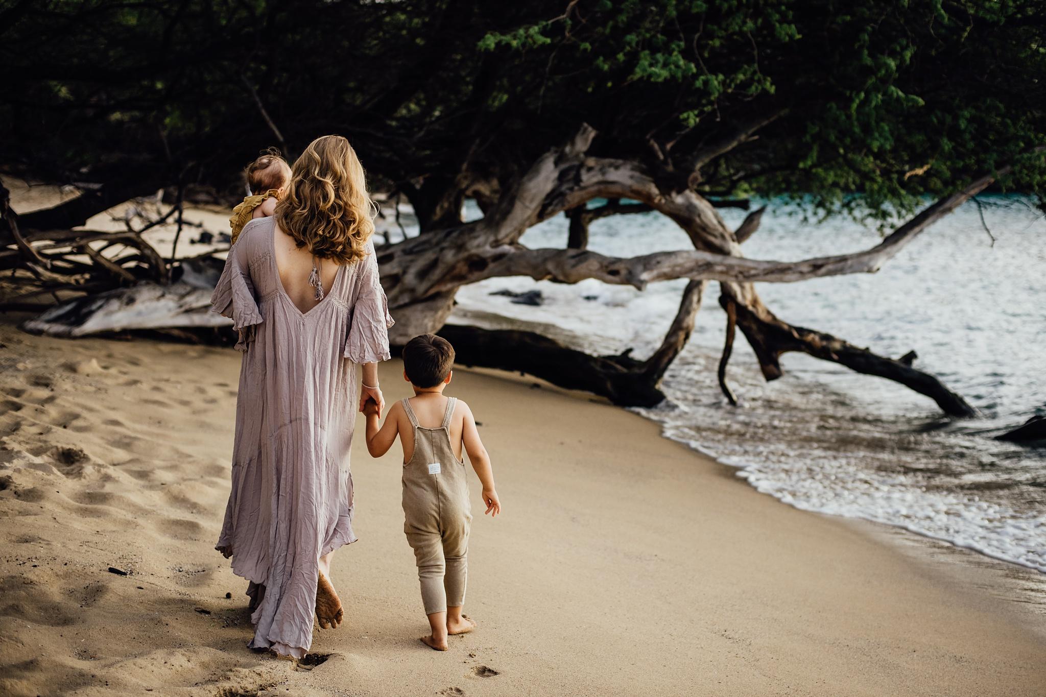 Big Island Hawaii Family Photography