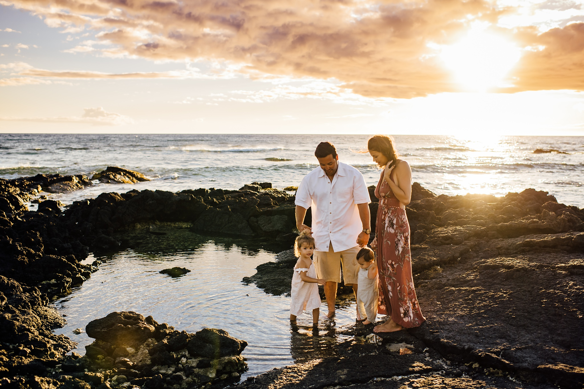 Big Island Sunset Photography