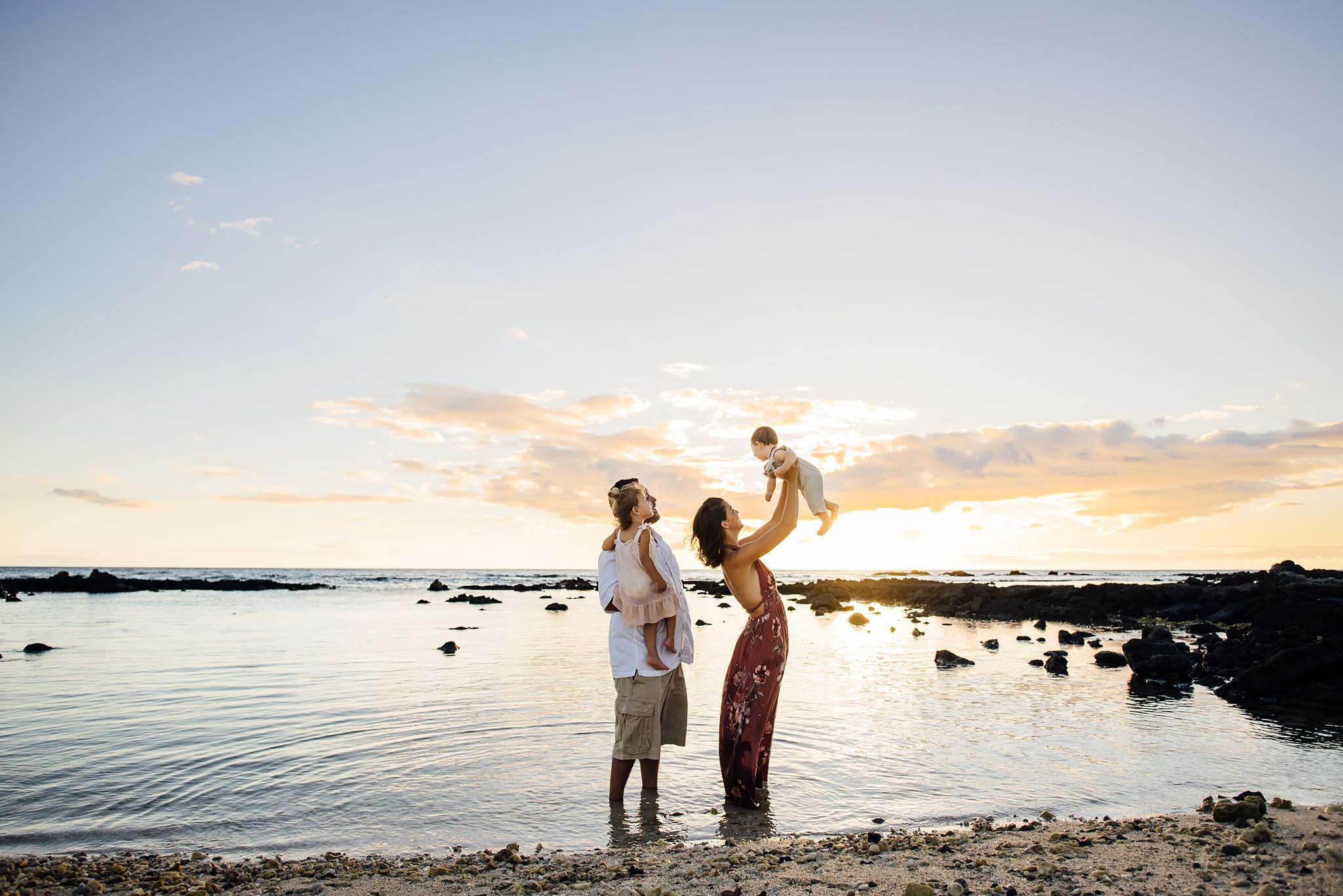 Waikoloa Sunset Photographer